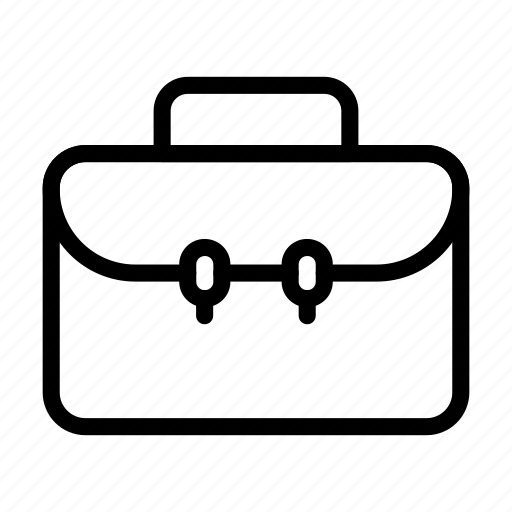bag, briefcase, luggage, package, portfolio icon