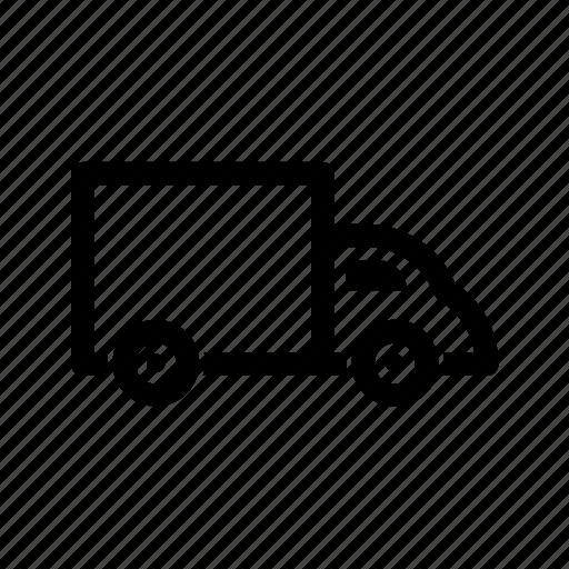 delivery, e commerce, e commerce icon, shop, van icon