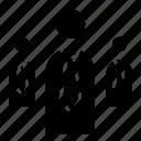ecommerce, market, profile icon