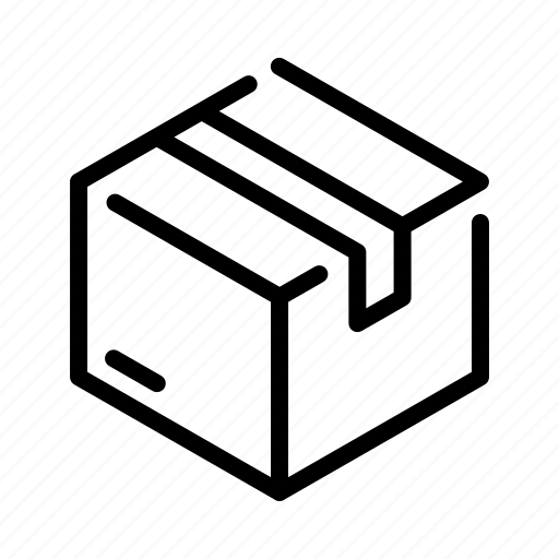 box, cargo, ecommerce2, package, shipping icon