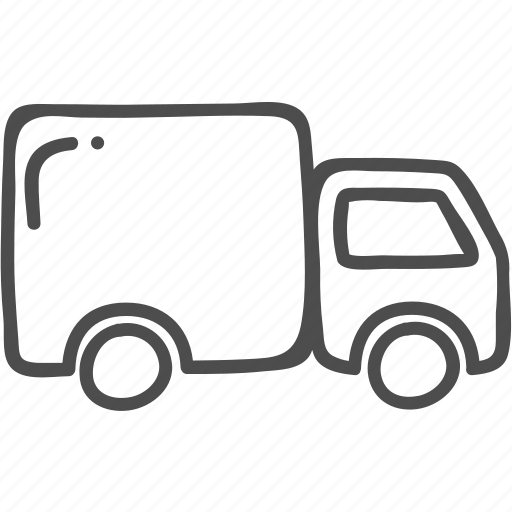 Delivery, logistics, shipping, transportation, truck, vehicle icon - Download on Iconfinder