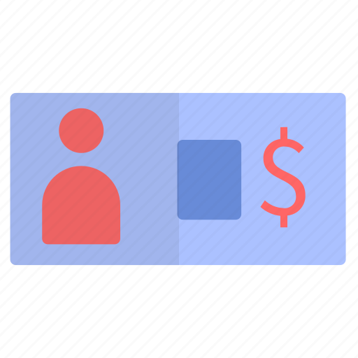 doller, human, money, pay icon