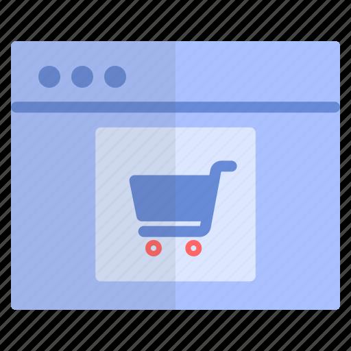 buying, cart, store, webshop, webshopping icon