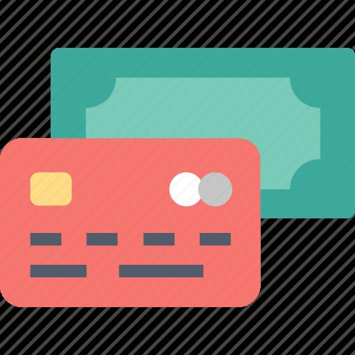 card, cash, choose, credit, money, option, payment icon