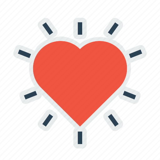 cart, ecommerce, favourite, heart, like, love, wishlist icon
