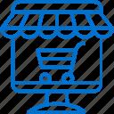 cart, eshop, internet, market, online, shop, shopping