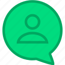 call, chat, communication, connection, contact, talk, us icon