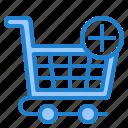 add, cart, ecommerce, online, shopping