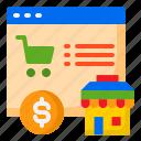 cart, ecommerce, money, shop, shopping