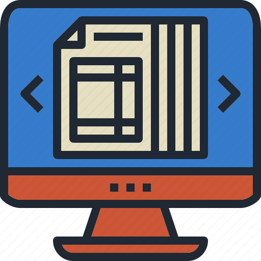 document, e, etax, invoice, online, report, tax icon