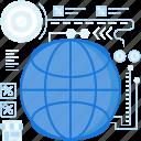 discount, earth, international, percentage, planet, sale, worldwide