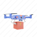 e-commerce, device, shopping, transport, technology, drone, shipping