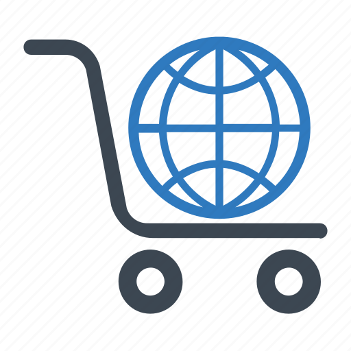 Global, international, shopping icon - Download on Iconfinder