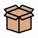 parcel, box, carton, delivery, package