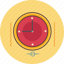 clock, hour hand, time icon