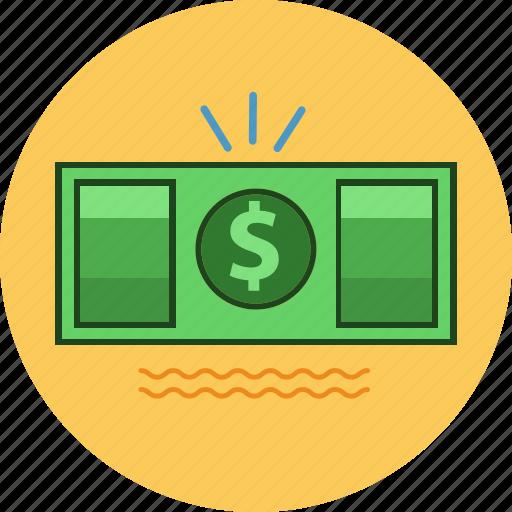 finance, money, shop, shopping icon