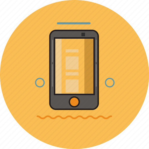 Electronic, handphone, hp, smartphone icon - Download on ...