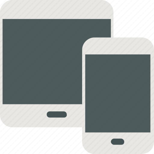 devices, e-commerce, mobile, responsive, tab, tablet icon