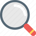 e-commerce, magnify, magnifying glass, search icon