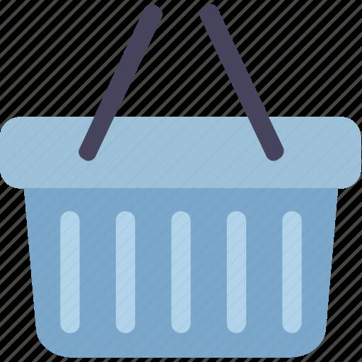 basket, e-commerce, shopping icon