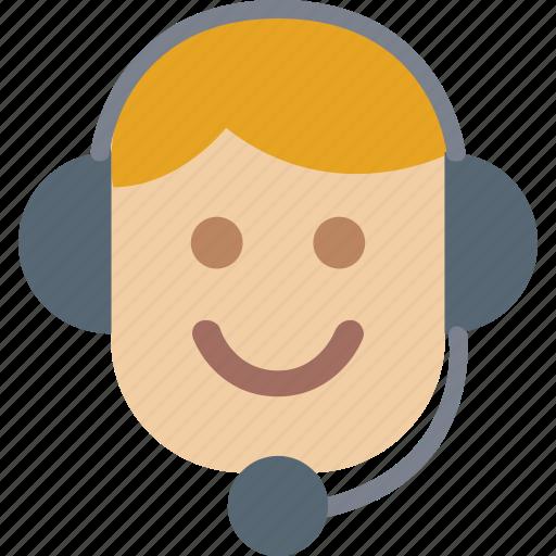 e-commerce, helpdesk, support icon
