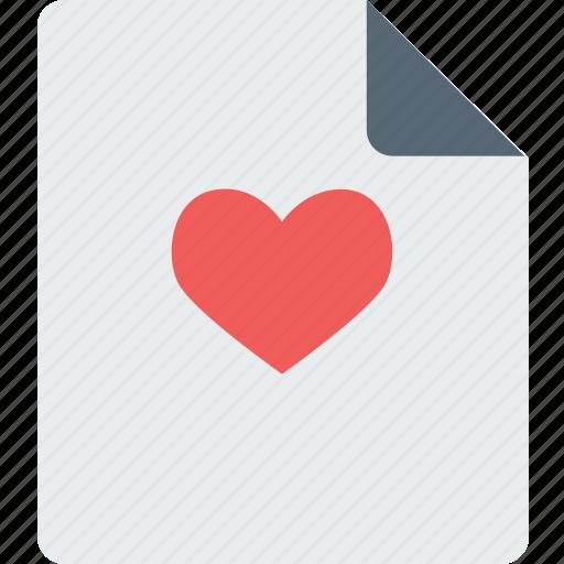 e-commerce, heart, list, wish icon