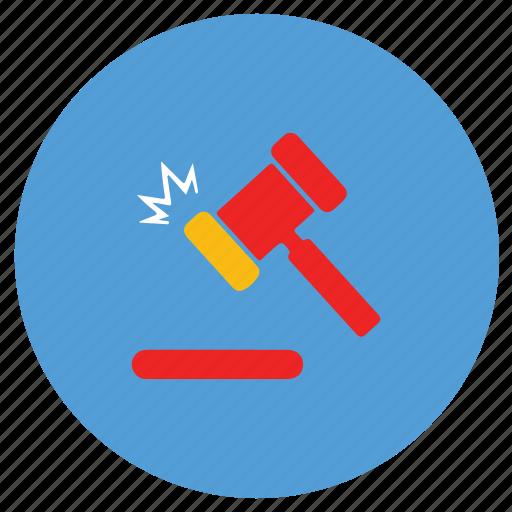 auction, ecommerce icon