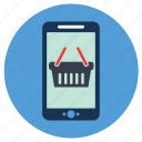 app, ecommerce, mobile icon