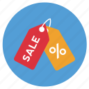 ecommerce, offer, offertag, tag icon