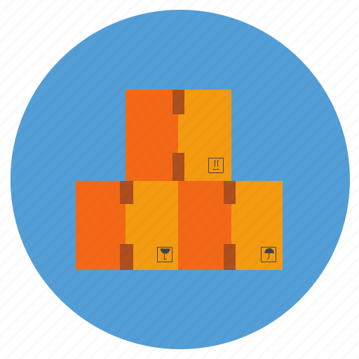 box, ecommerce, package icon