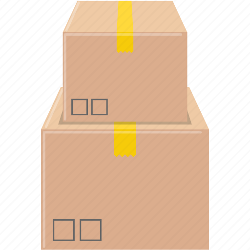 box, delivery, gift, shipping, shopping icon