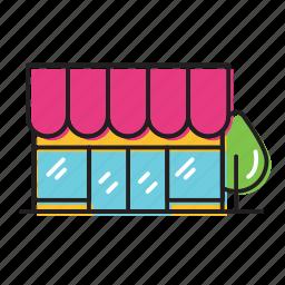 boutique, shop, shops icon