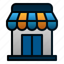 business, ecommerce, finance, market, shop, store icon