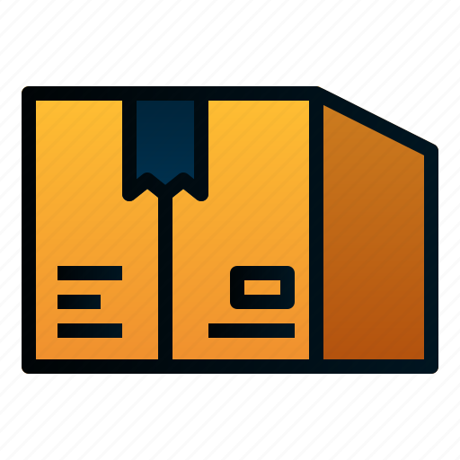 box, delivery, ecommerce, market, package, shopping icon