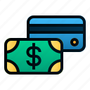 business, ecommerce, finance, money, payment, shopping, transaction icon