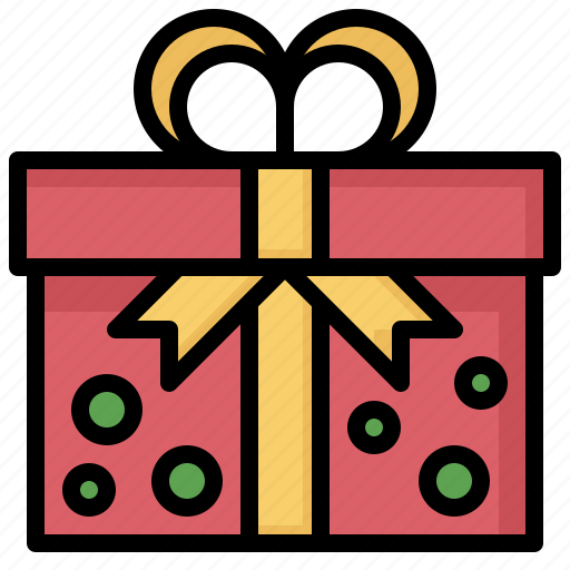 Birthday, christmas, gift, present, presents, surprise icon - Download on Iconfinder