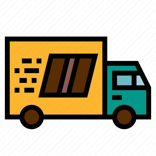 ecommerce, fast, shipping, transport, truck icon