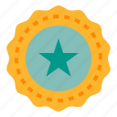 badge, ecommerce, offer, special, star