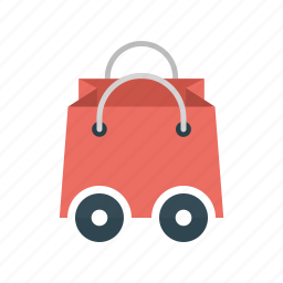bag, delivery, ecommerce, shipping, shopping, shopping bag icon