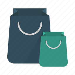 bags, ecommerce, shop, shopping icon
