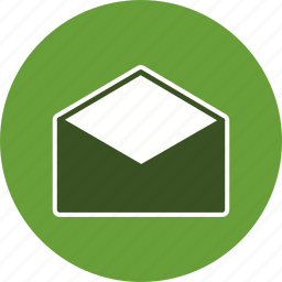 email, envelope, inbox, message icon