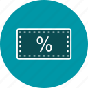discount, percent tag, tag icon