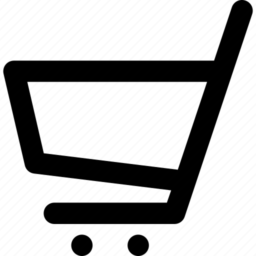 business, buy, cart, empty, mall, shop icon