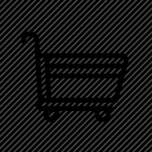 bag, cart, ecommerce, money, sale, shopping icon