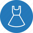 clothes, clothing, fashion, frok icon
