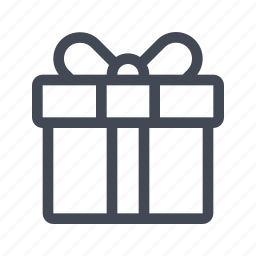 box, gift, package, present, surprise icon