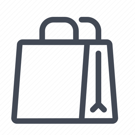 bag, carry, paper, shop, shopping icon