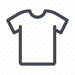 clothes, shirt, t-shirt icon