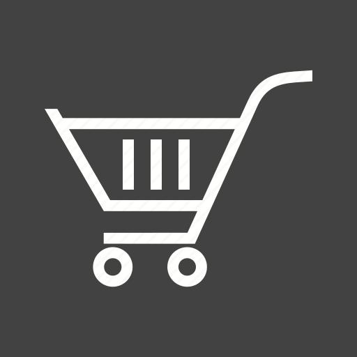 basket, carrier, cart, market, shop, spend, trolley icon