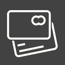 card, consumer, credit, debit, payment, transfer, visa icon